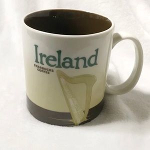 Starbucks Global Icon Series Ireland Coffee Mug